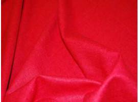Seidenleinen rot