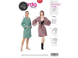 Kimonos mit Bindegürtel