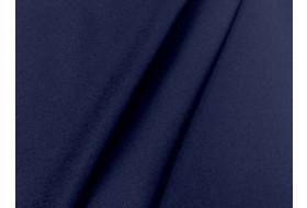 Woll Flanell blau