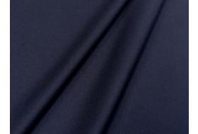 Woll Flanell dunkelblau