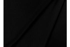 Woll Flanell schwarz