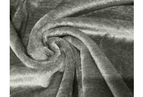 Plüsch Grau