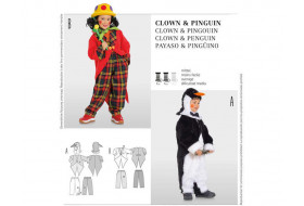 Clown, Pinguin