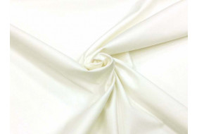 BW Stretch Satin offwhite