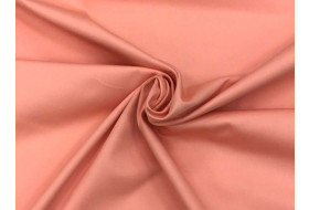 BW Stretch Satin lachs