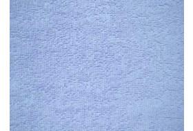 Frottee babyblau