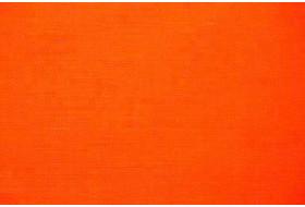 Leinen orange