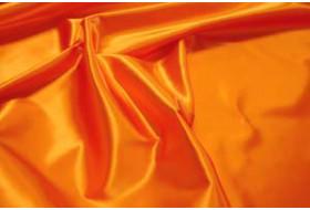 Stretch Satin orange