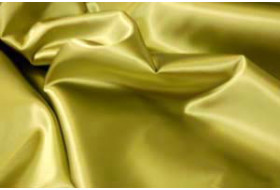 Stretch Satin oliv