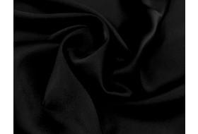 Triacetat Satin schwarz