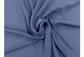 Chiffon blau