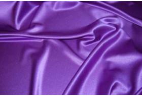 Crepe Satin violet