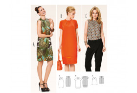 Kleid+Top