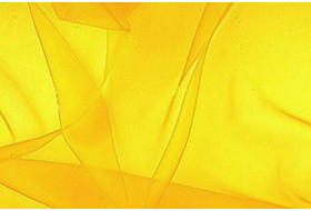 Organza gelb