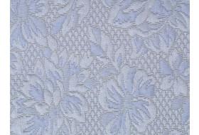 Jacquard graublau
