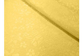 Jacquard gelb