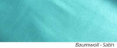 Baumwoll - Satin