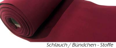 Bündchen/Schlauch