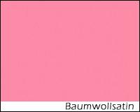 Baumwollsatin