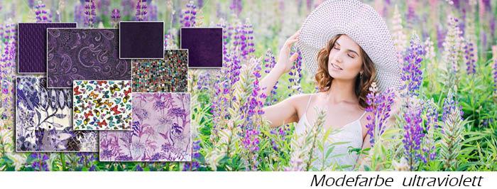 Modetrend Ultra Violett