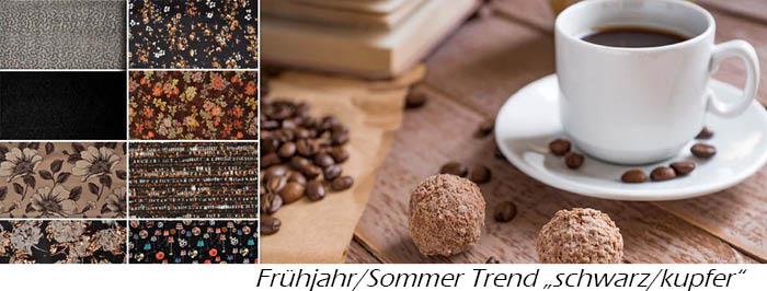 F/S Trend schwarz/kupfer